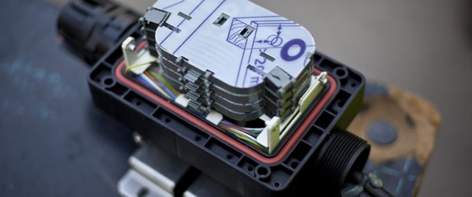 maintenance et assistance reseau fibre optique